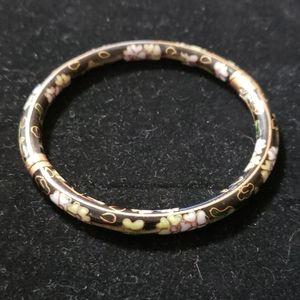 Vintage enamel bracelet.